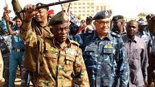 أبوشنب يتفقد رئاسة شرطة ولاية جنوب دارفور