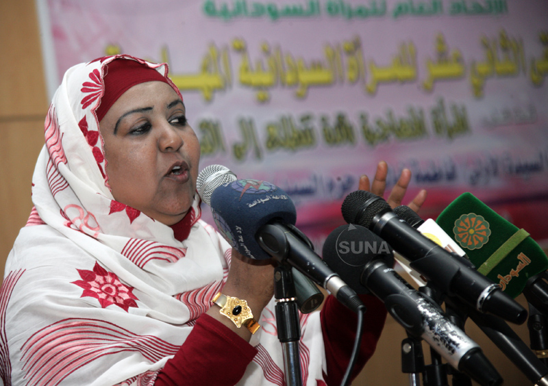 Sudanese Women Union Calls on rebels to engage in national dialogue