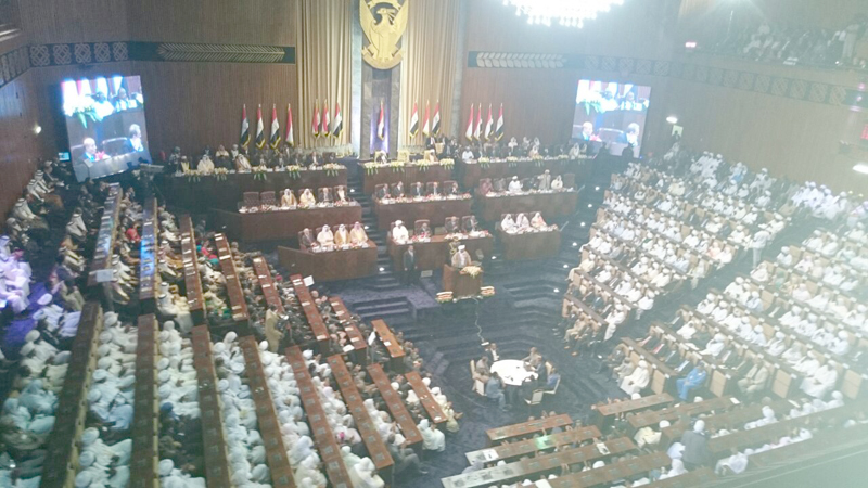 Assembly External Committee Reviews Sudan-Turkey Relations