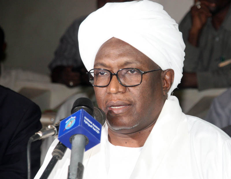 Hassabo Briefed on Security Situation on Abyei