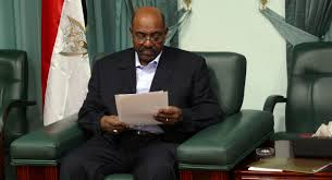 Al-Bashir receives  message  from Cuban President