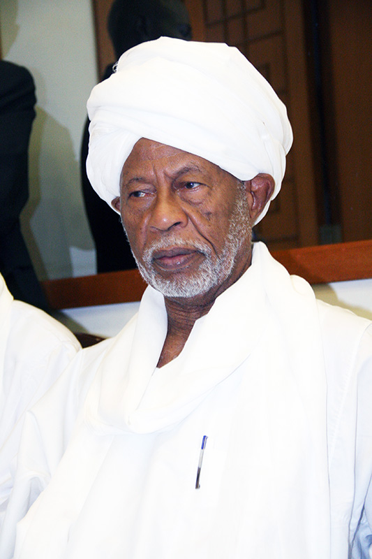 Ibrahim Sanosi Commends Depth of Sudanese French Relations