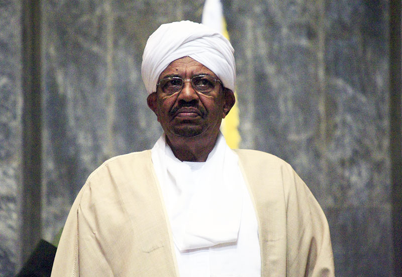 President Al-Bashir to Receive Congratulations in First Day of Eid Al-Fitr