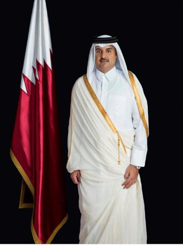 President Bashir sends message to Shekih Tamim of Qatar