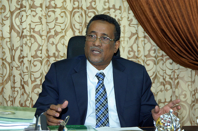 Government renews  commitment  to achieve peace  in the Two Areas and Darfur through negotiation