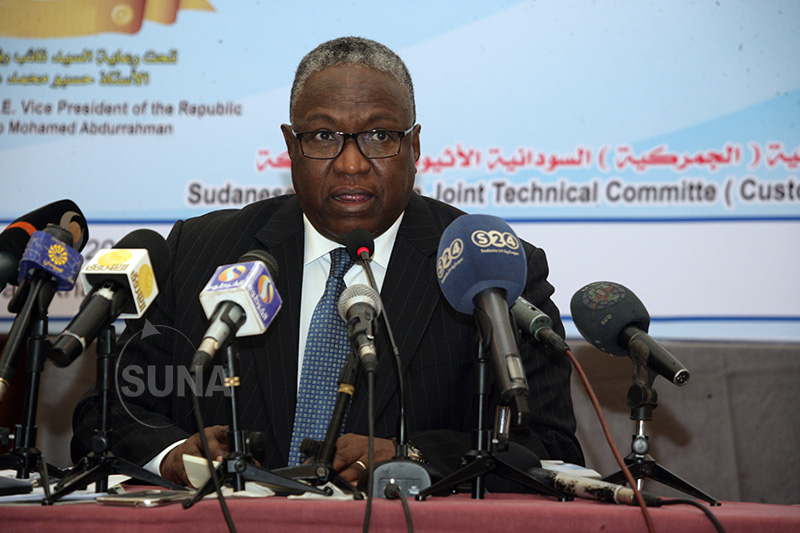 Hassabo Informed on Overall Situations in North Darfur