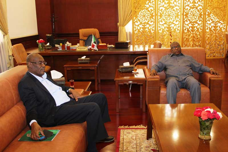 Hassabo:government committed  to achieve Security and dignity in Darfur