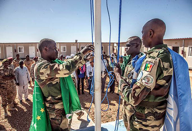 UNAMID hands over 11 sites  to Government of Sudan