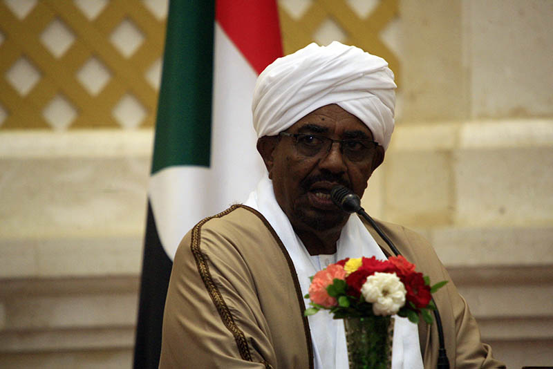 President Bashir leads Sudan delegation to AU 30th summit