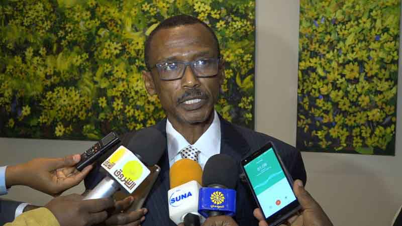 African mediation determines agenda Sunday  for launching negotiations