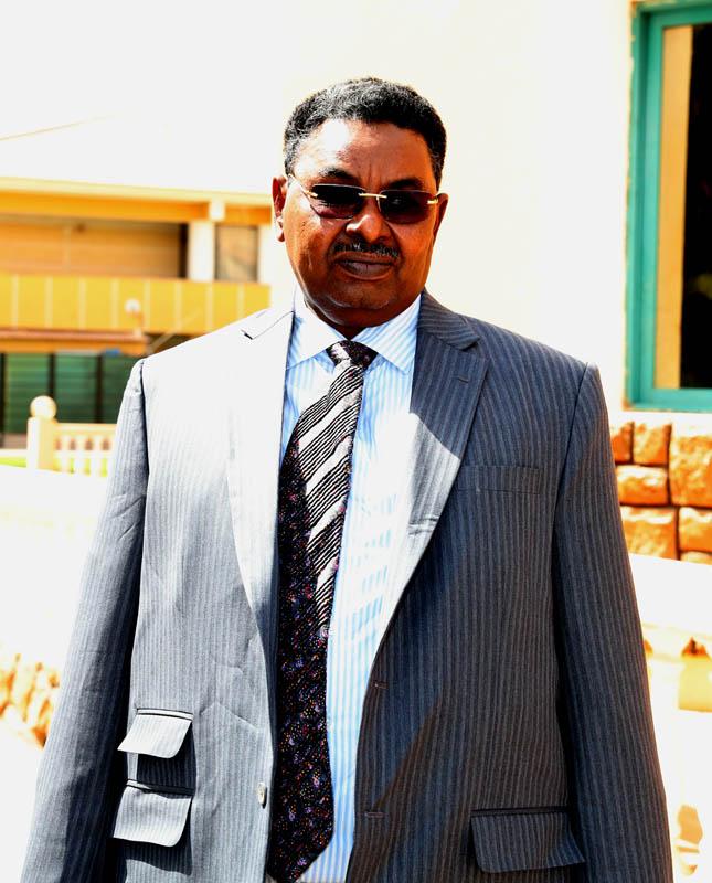 General, Engineer Salah Abdullah, takes oath as NISS Director