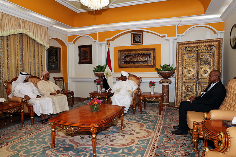 President Briefed on UAE charity projects