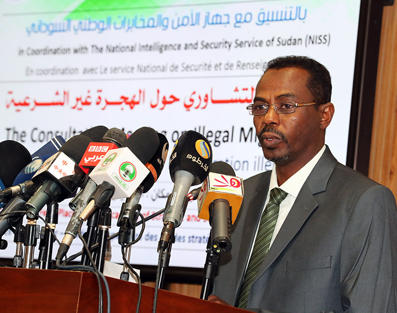 NISS Deputy Director calls for halting support to negative movements, bring their leaders  to justice