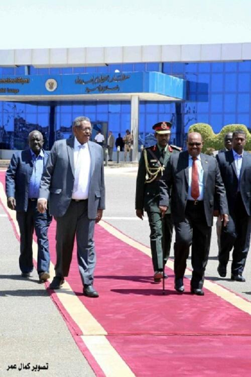 Al-Bashir heads to Rwanda