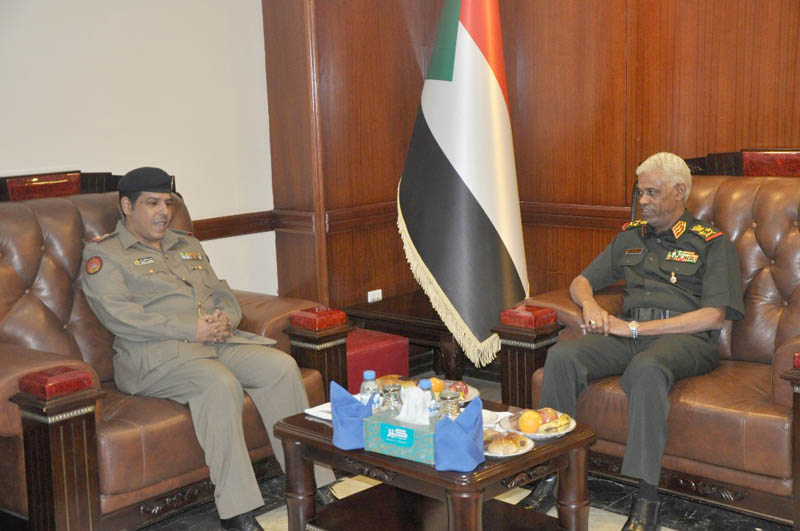 Minister of Defense receives  Kuwaiti Military Attaché