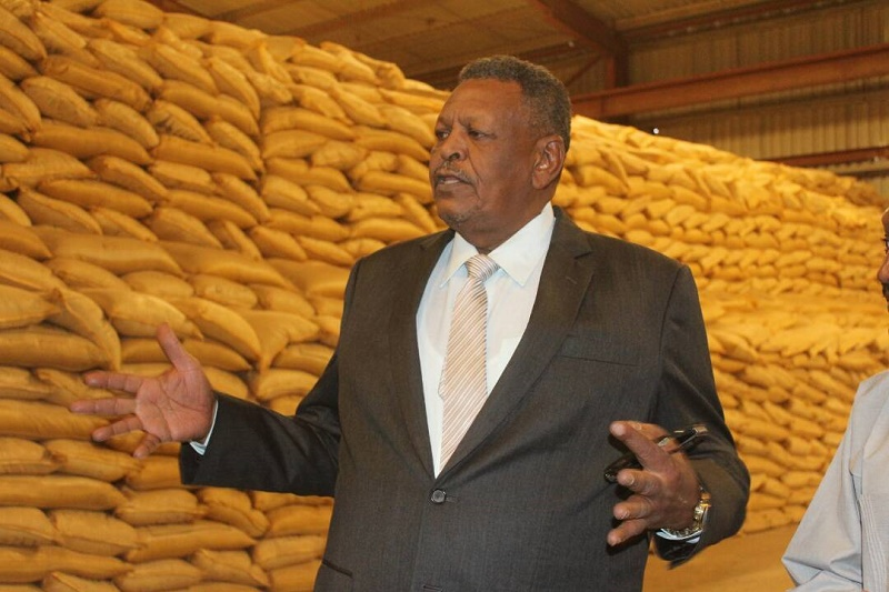 FVP pays surprise visit  to sugar storages