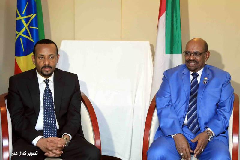 President Al-Bashir Lauds Firmness of Relations between Sudan and Ethiopia