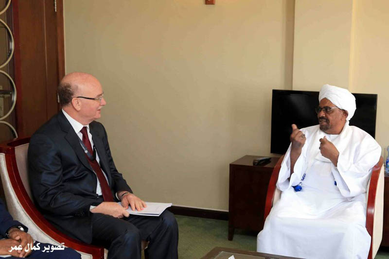President of the Republic returns home  after participation in Tana Forum