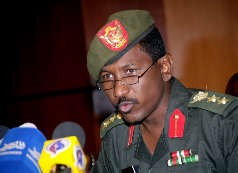 Army Accuses S. Sudan of Harbouring Rebels and Specifying Routes for Them to Attack Sudan