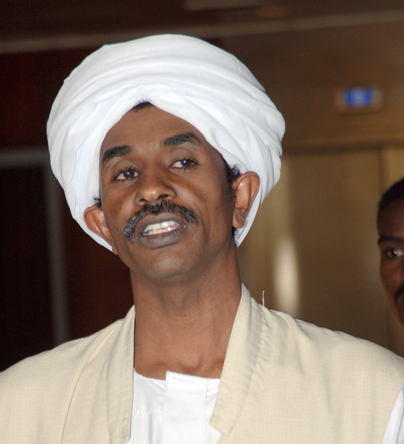 Musa Informed on Projects of Sudanese National Youth Union